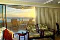 tower suite - living/dining area