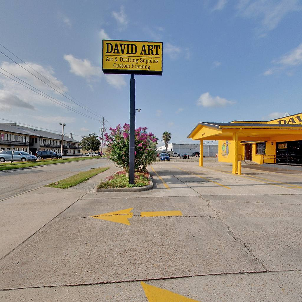 David Art Center | Only Minutes from Downtown New Orleans